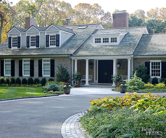 Identifying home styles - Cape cod style homes ...