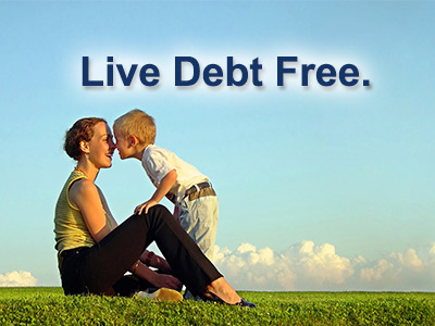 Get and Stay Debt Free